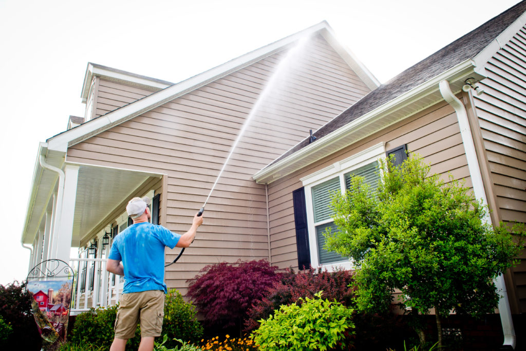 Everything To Learn About Clean Pressure Washing