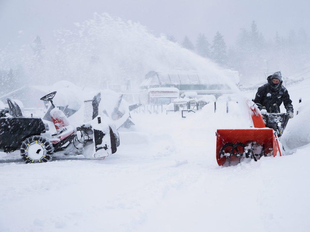 snow removal in green bay