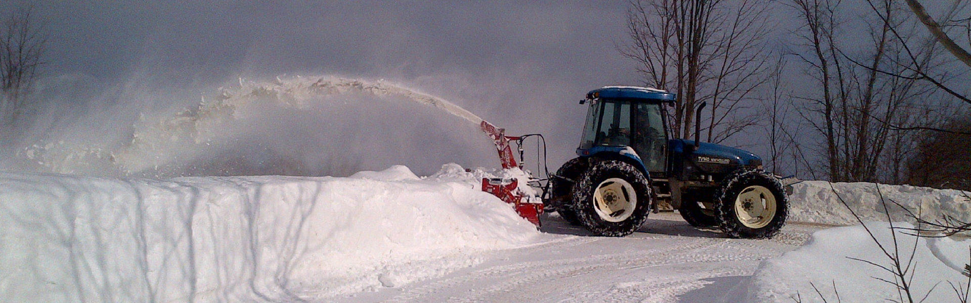 snow removal in green bay