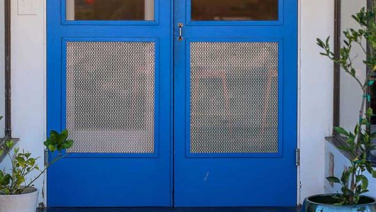 screen doors with magnets