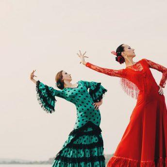 latin dance dresses
